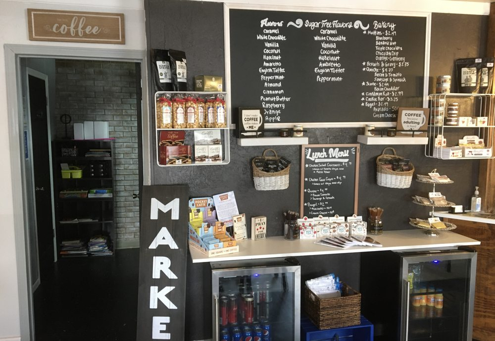 The Cup Runneth Over: 624 W Ctr St, Greenwood, AR