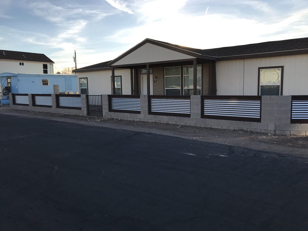 Eagle Masonry & Fence: 957 Marina Blvd, Bullhead City, AZ