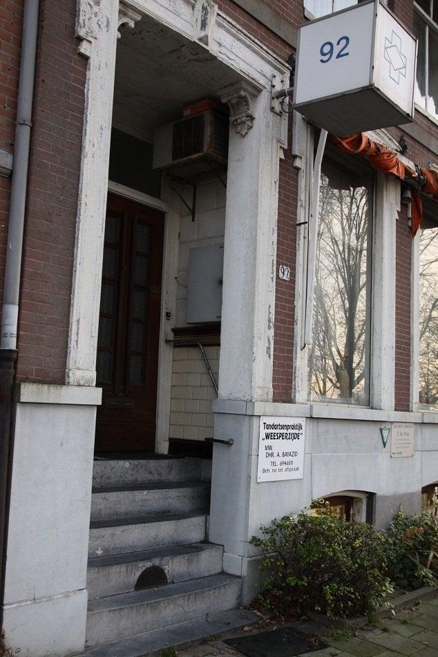 Harry de Vries - Tandartsen - Weesperzijde 92-HS ...