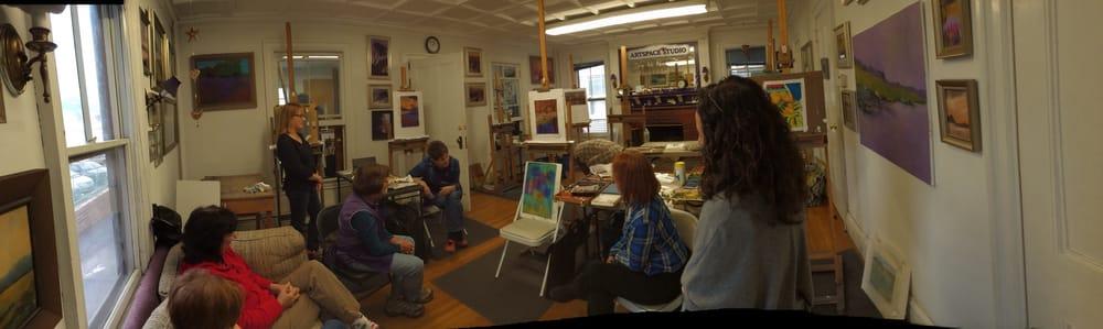 ArtSpace Studio: 14 Elm St, Morristown, NJ