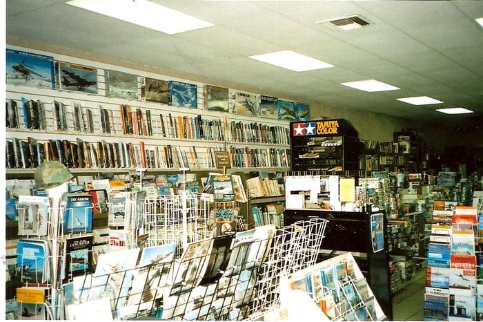 Avalon Books & Hobbies