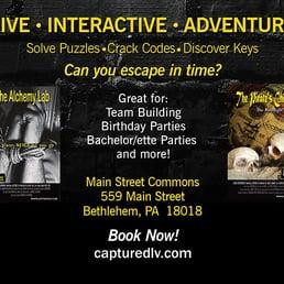 The Escape Room Bethlehem Pa