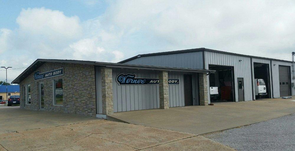 Werner Auto Body Repair: 704 N Kingshighway St, Perryville, MO