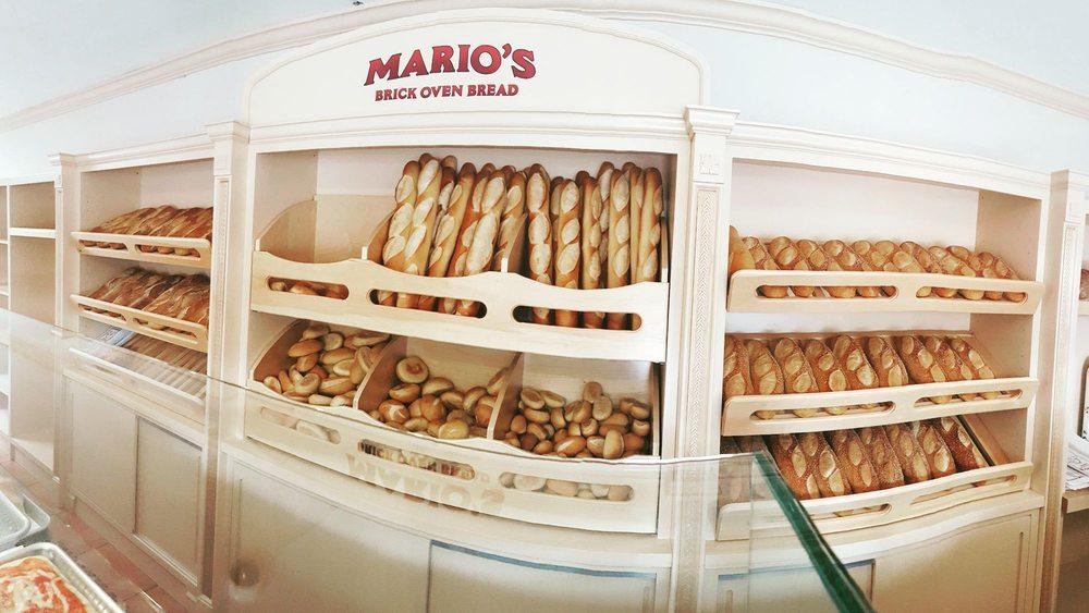 Mario's Brick Oven Bread: 855 Rte 82, Hopewell Junction, NY