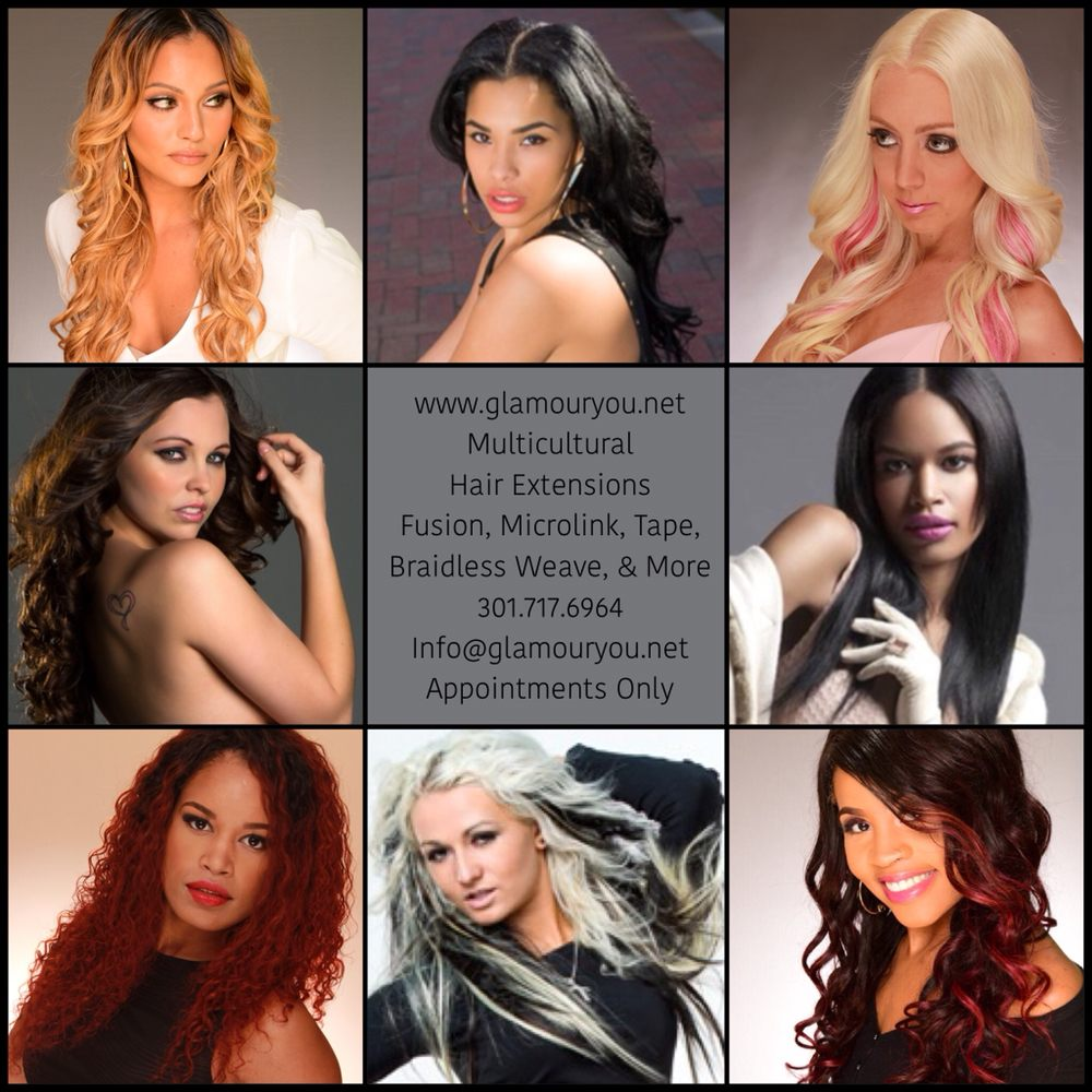 Glamour Hair Extensions Boutique 149 Photos 25 Reviews Hair