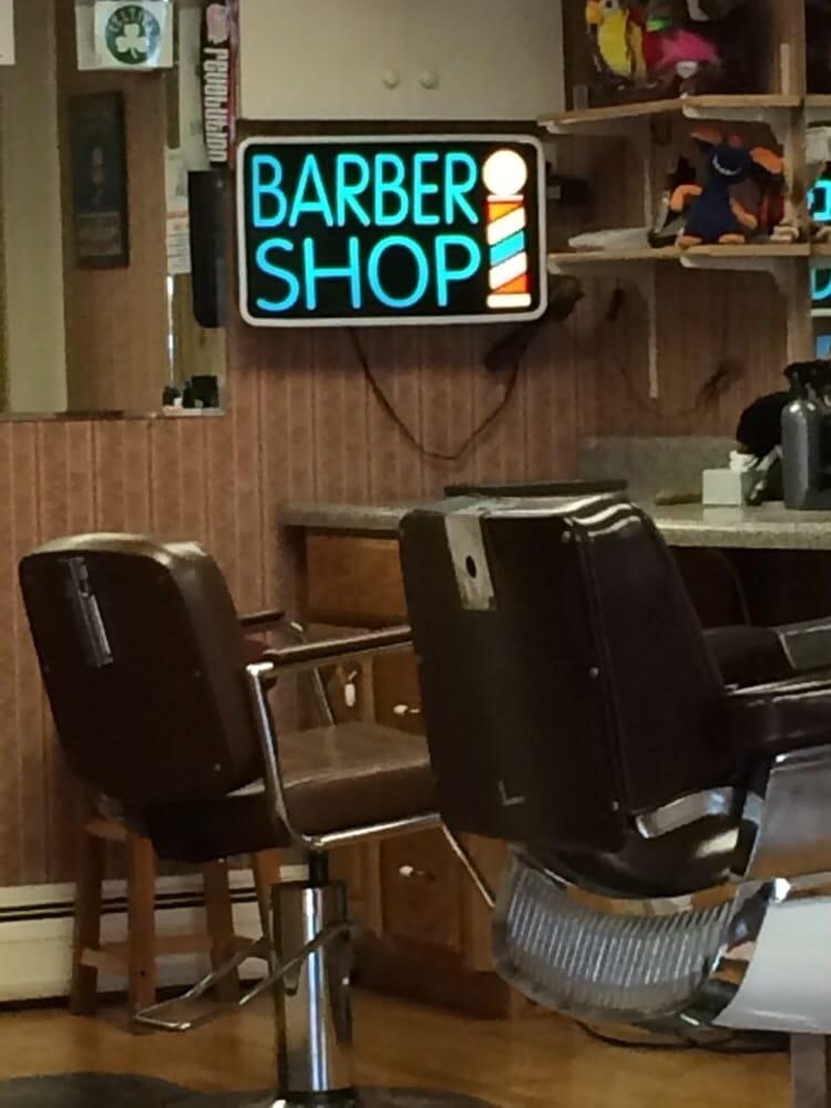 The Village Barber: 483 Boston Post Rd, Weston, MA