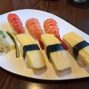 Sushi mate langley menu