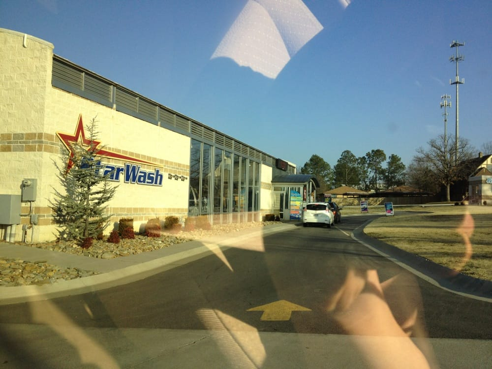 Star Wash #2: 3751 Rogers Ave, Fort Smith, AR