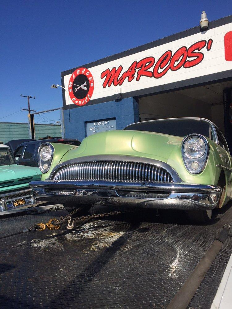 Marcos' Garage: 2889 W Valley Blvd, Alhambra, CA