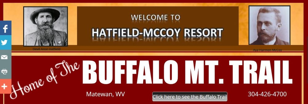 Hatfield And Mccoy Resort: Mate St, Matewan, WV