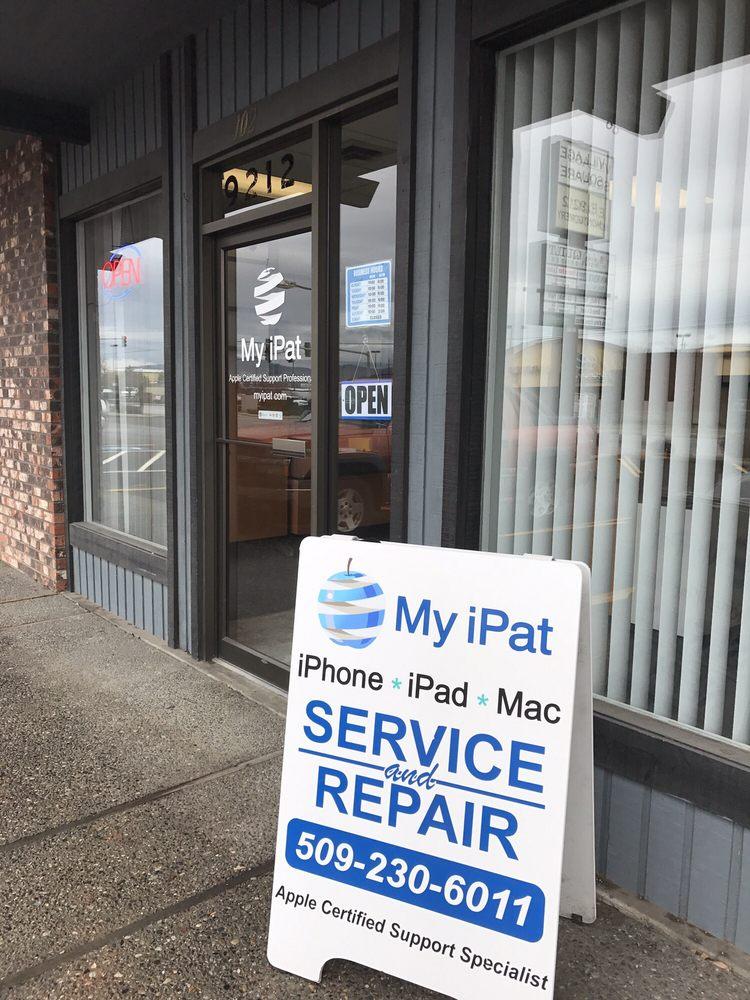 My iPat Computer Repair: 9212 E Montgomery Ave, Spokane Valley, WA