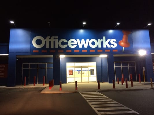 Officeworks  Office Equipment  Beach Rd Malaga Malaga Western
