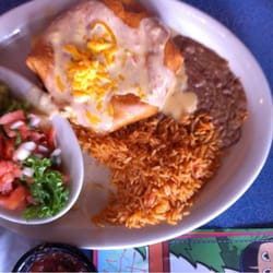 Great Photo Of Cristinau0027s Fine Mexican Restaurant   Frisco, TX, United States.  Chimi With
