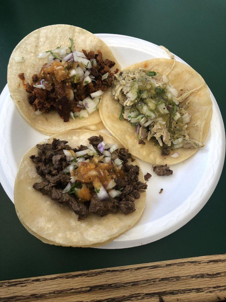 Tacos El Charro: 5900 E Washington Blvd, Los Angeles, CA