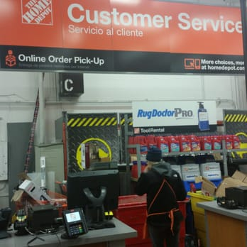 Home Depot Service Desk Design Ideas
