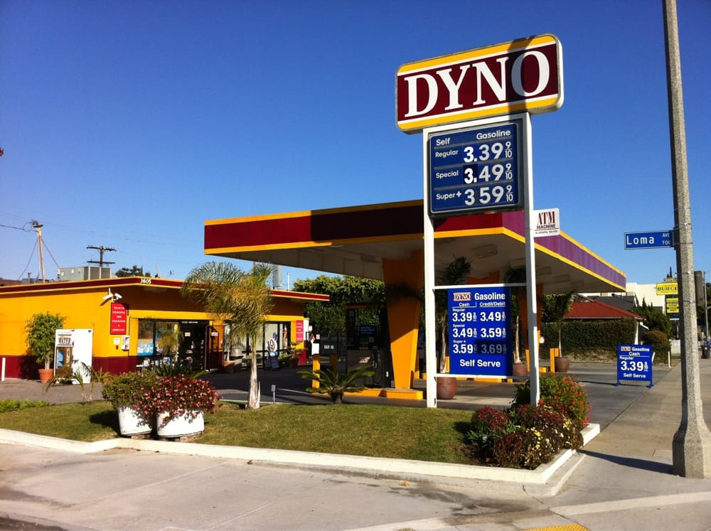 Dyno Gas - CLOSED - 10 Reviews - Gas Stations - 3605 E 7th ...