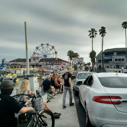 Photo Of Balboa Island Ferry Newport Beach Ca United States Arriving At