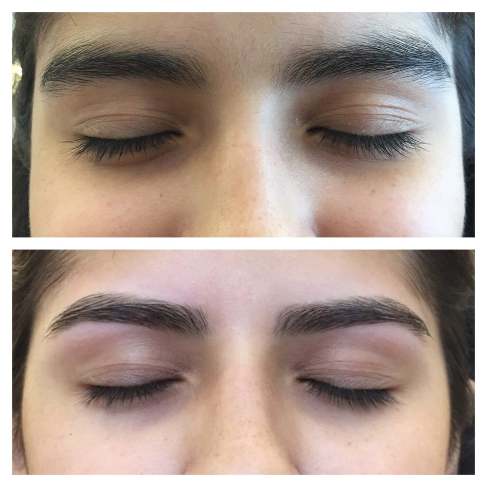 Virgin Eyebrows I Asked To Have My Daughters Eyebrows Just Cleaned