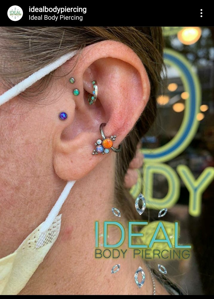 Ideal Body Piercing: 211 E Liberty St, Ann Arbor, MI