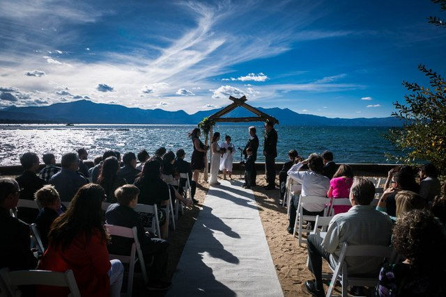 Weddings At Lakeside Beach