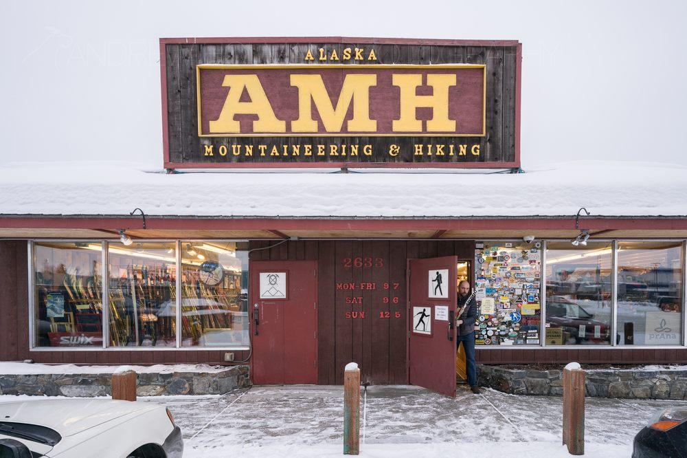 Alaska Mountaineering & Hiking
