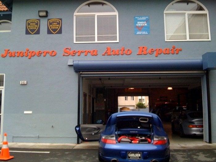 Junipero Serra Porsche & Mercedes-Benz: 365 87th St, Daly City, CA