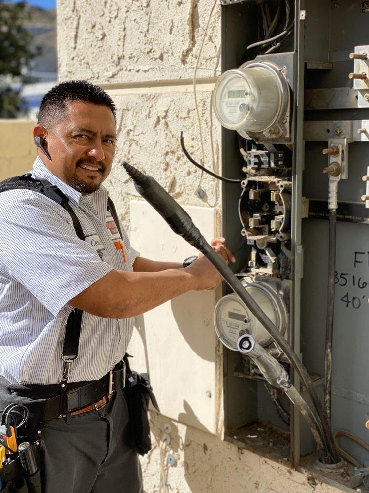 Mendoza Electric: 50-313 Calle Tolosa, Coachella, CA