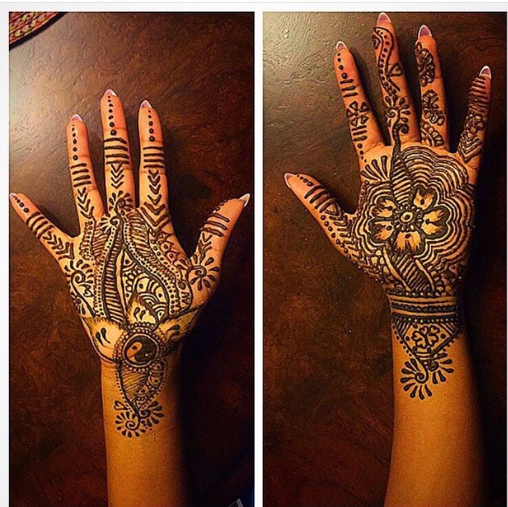 I Love My Amazing Henna By Santoshi Thank You Yelp