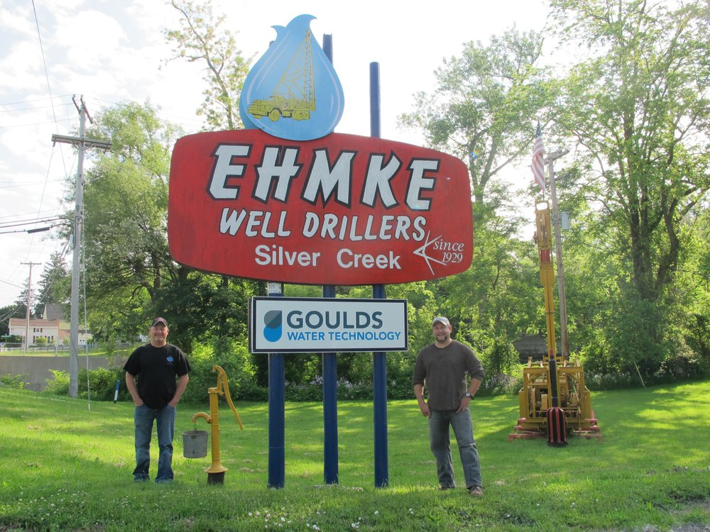 Ehmke Well Drillers: 104 Main St, Silver Creek, NY