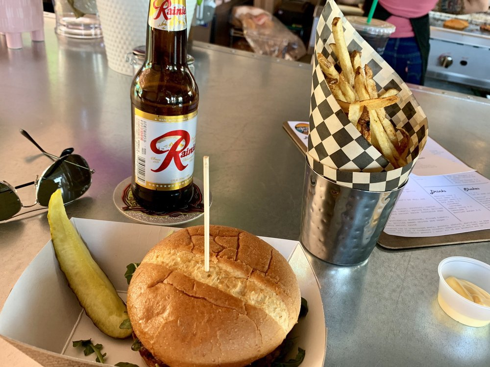 The Burger Dock: 116 N First Ave, Sandpoint, ID