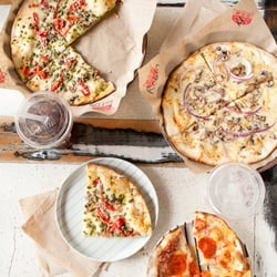 Photo Of Mod Pizza Raleigh Nc United States