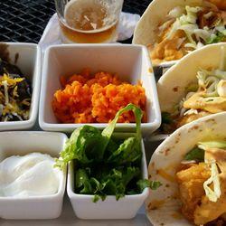 Photo Of Lunasea Virginia Beach Va United States Mahi Fish Tacos