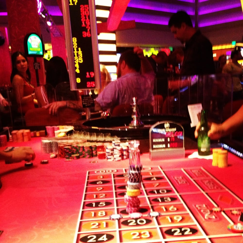 Planet hollywood roulette