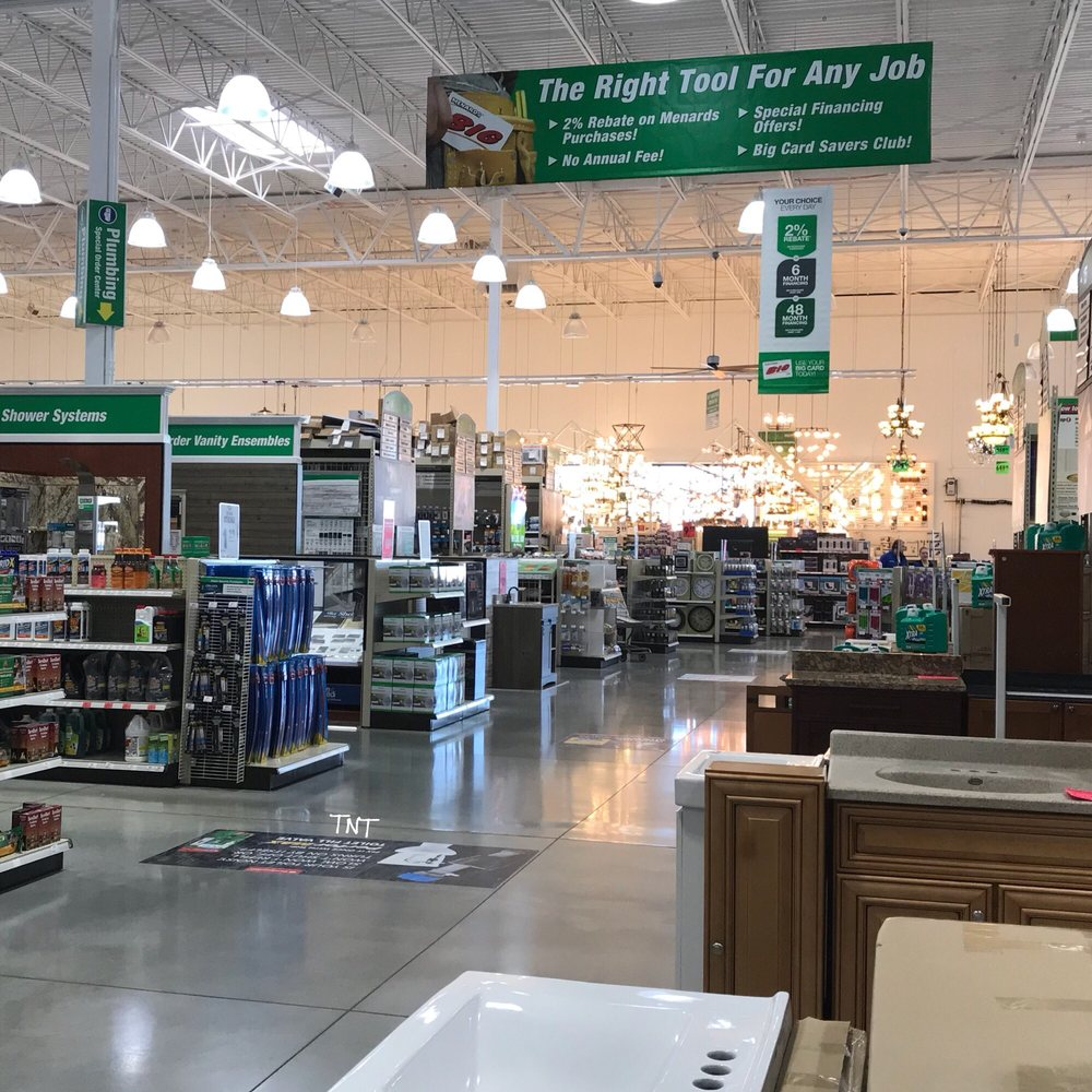 Menards: 1280 Maple St, Farmington, MO