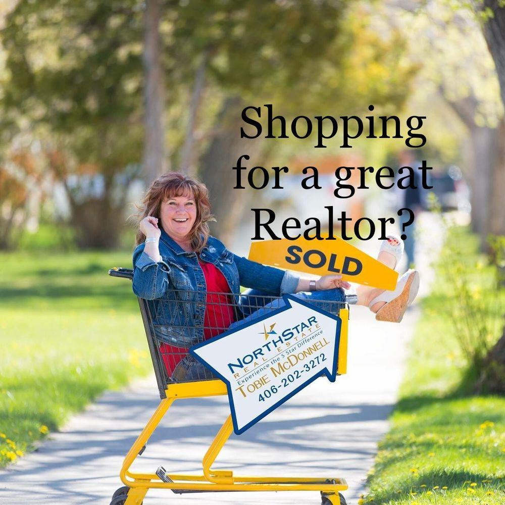Tobie McDonnell - Northstar Real Estate: 119 W Main St, East Helena, MT
