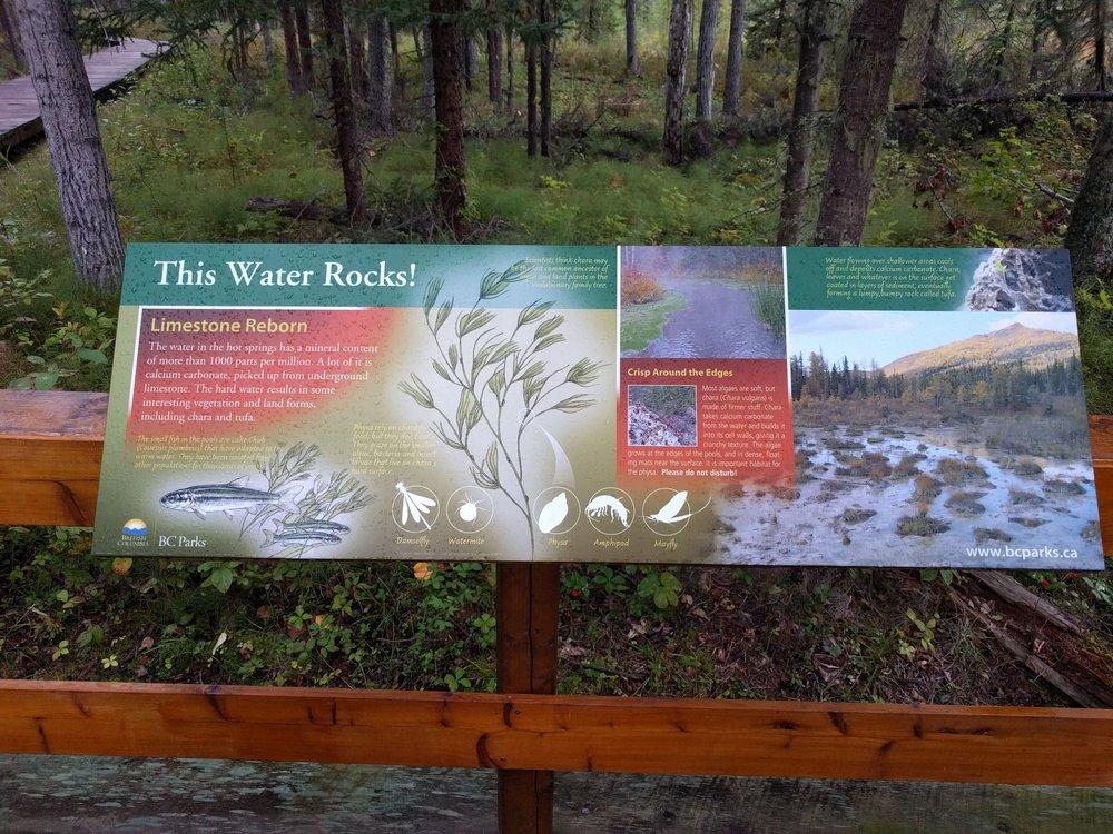 Liard River Hot Springs Provincial Park: 497 Alaska Highway, Muncho Lake, BC