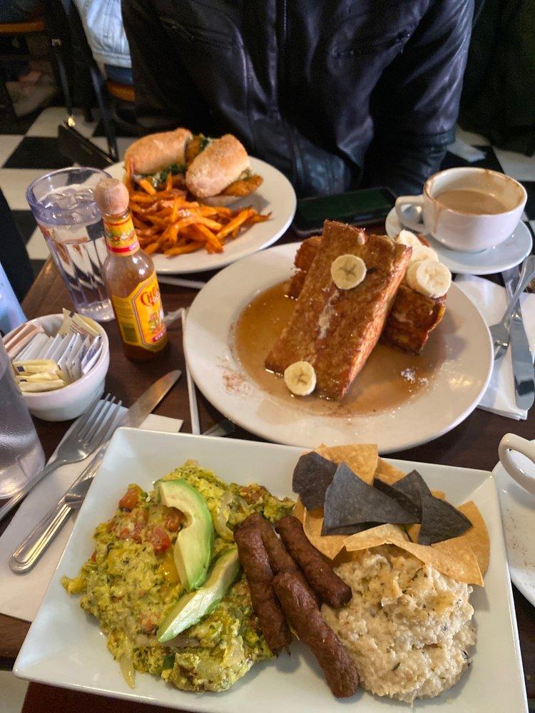 Sabrina's Café
