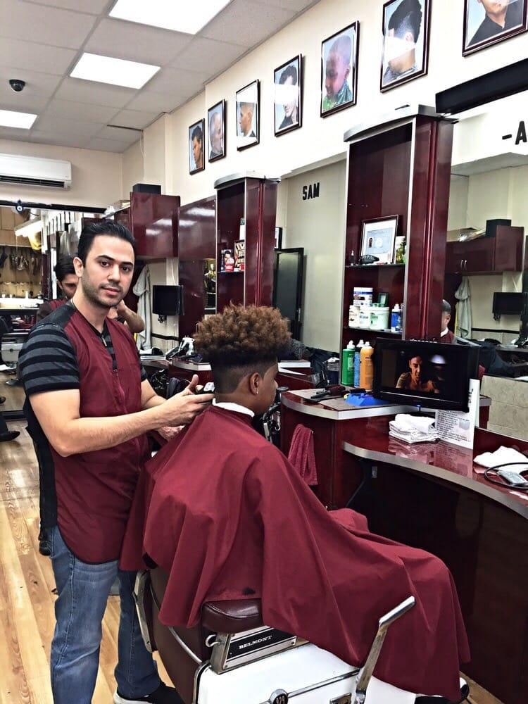 GQ Barbershop: 20223 Hillside Ave, Hollis, NY