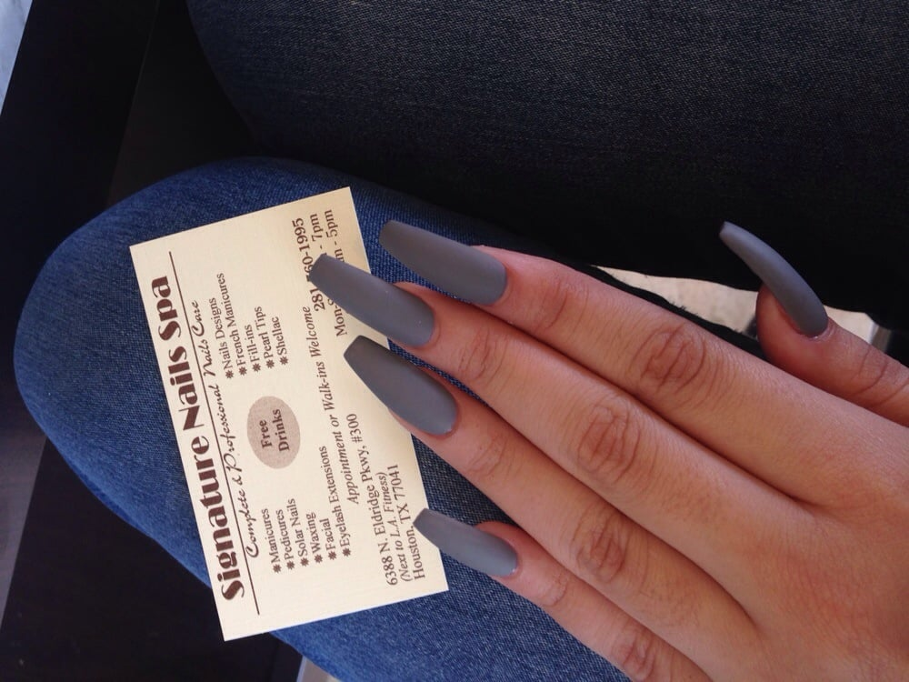 Full set, matte grey! - Yelp