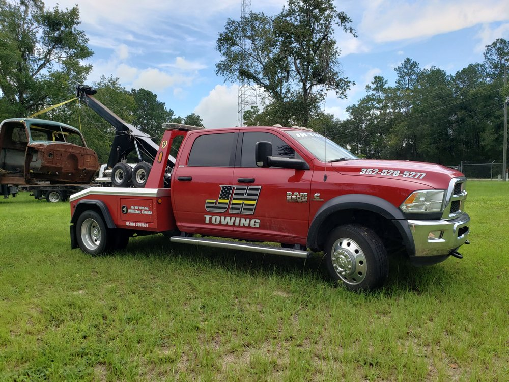 J H Towing: 104 NW 10th Ave, Williston, FL