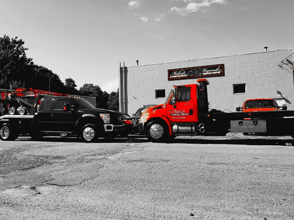 Towing business in Hingham, MA