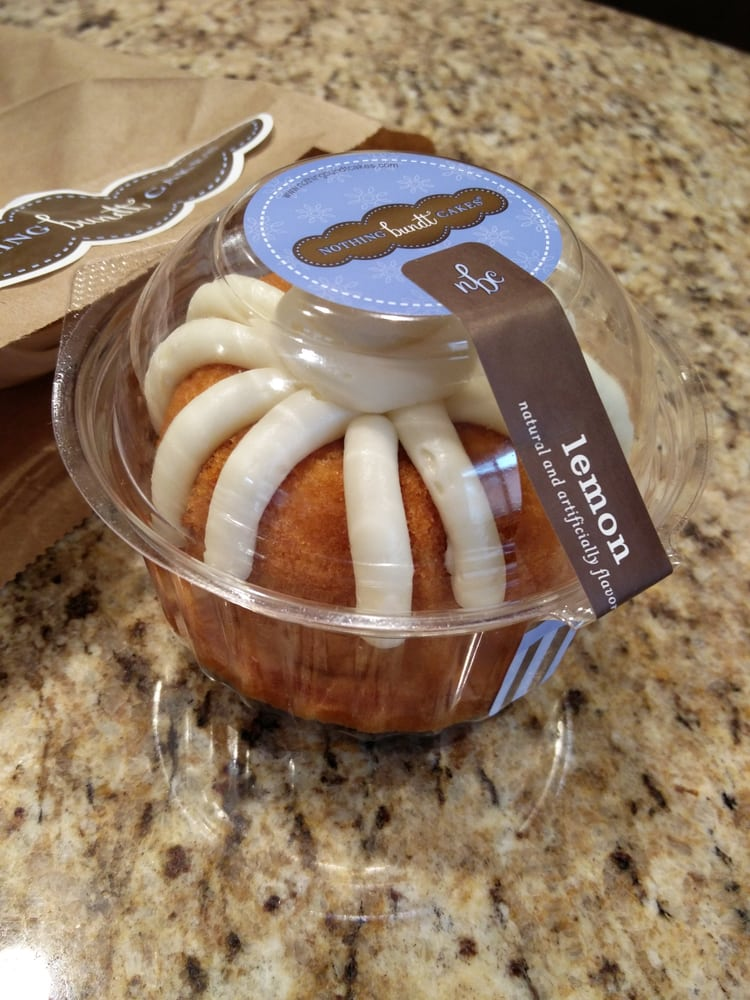 Nothing Bundt Cake Delivery Dallas