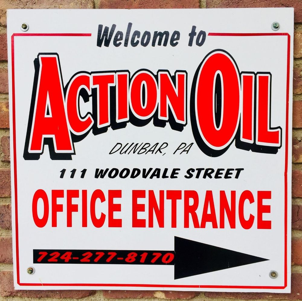 Action Oil: 111 Woodvale St, Dunbar, PA