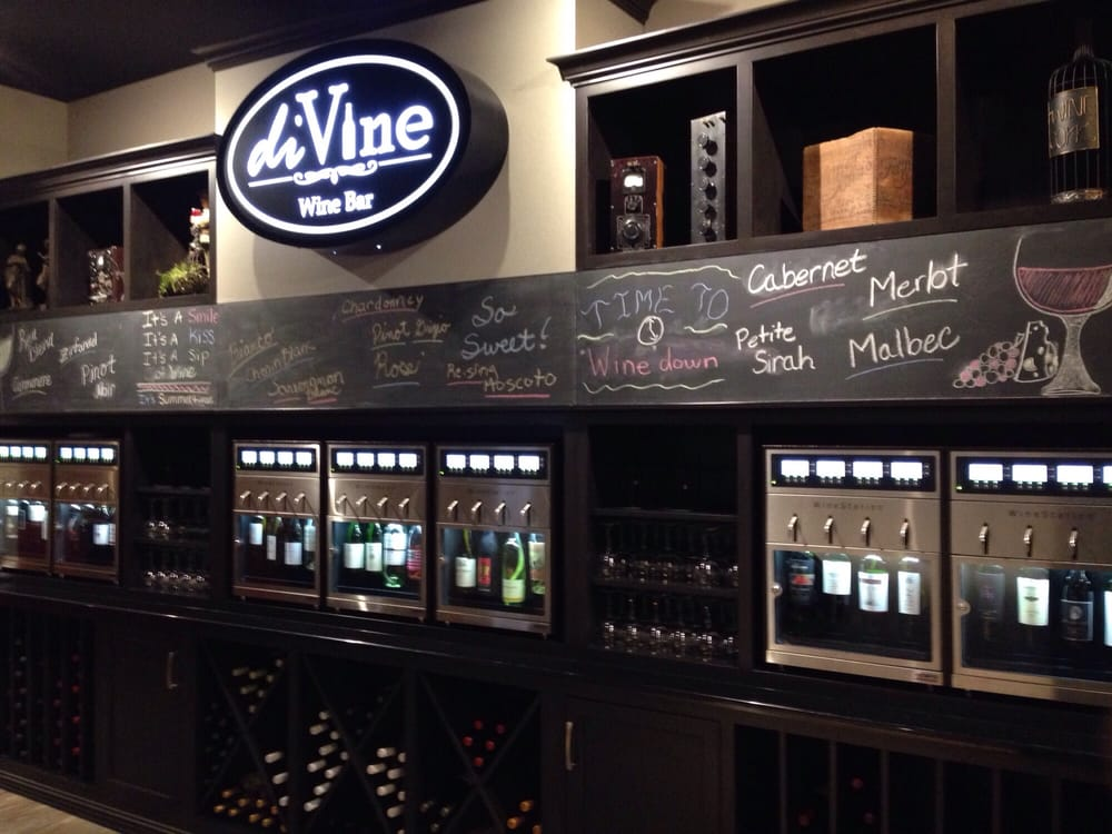 Social Spots from DiVine Wine Bar