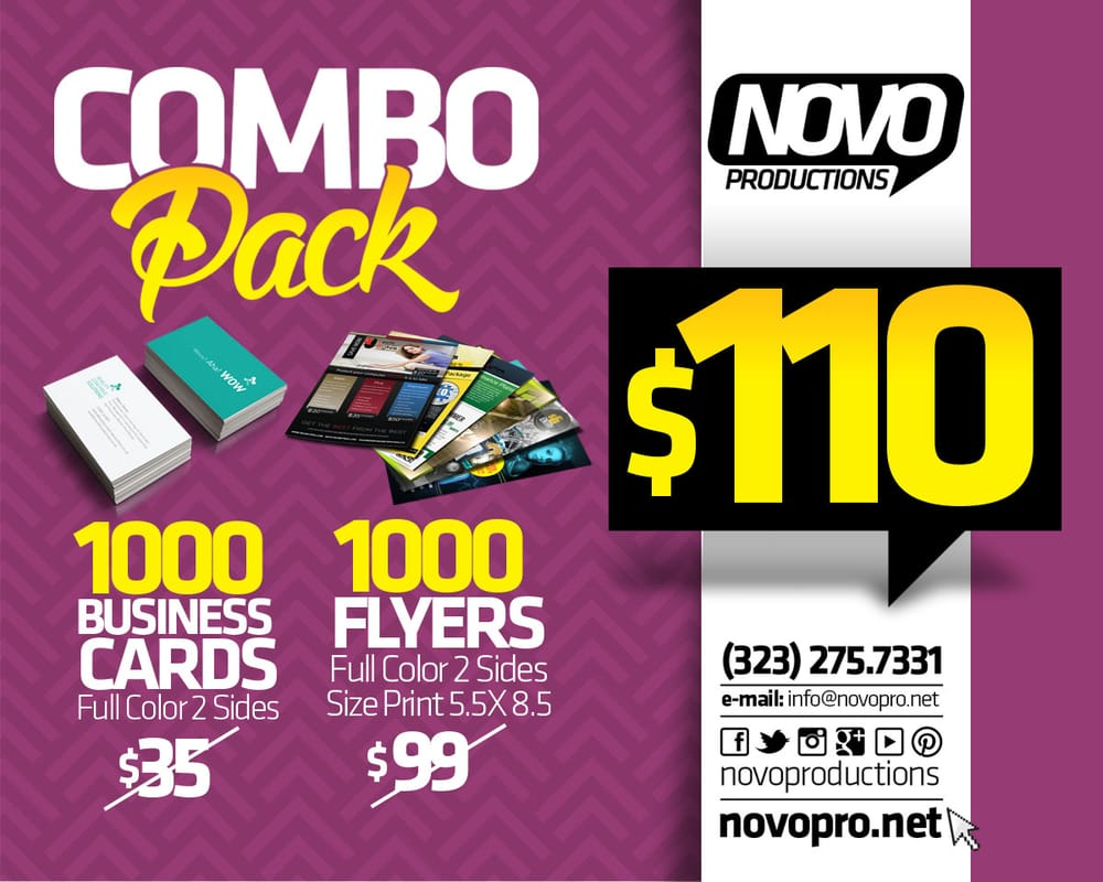Novo Productions: 850 N Center Ave, Ontario, CA