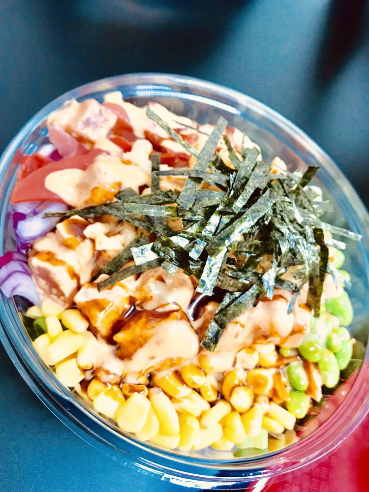 Poke 88: 668 S Gulfview Blvd, Clearwater, FL