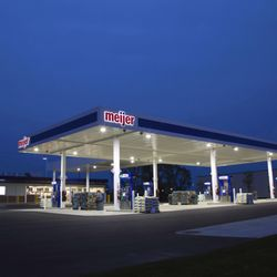 photo of meijer gas station defiance oh united states