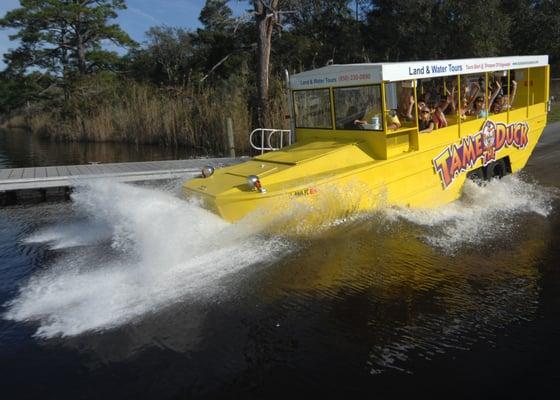 Duck Boat Tours Panama City Beach