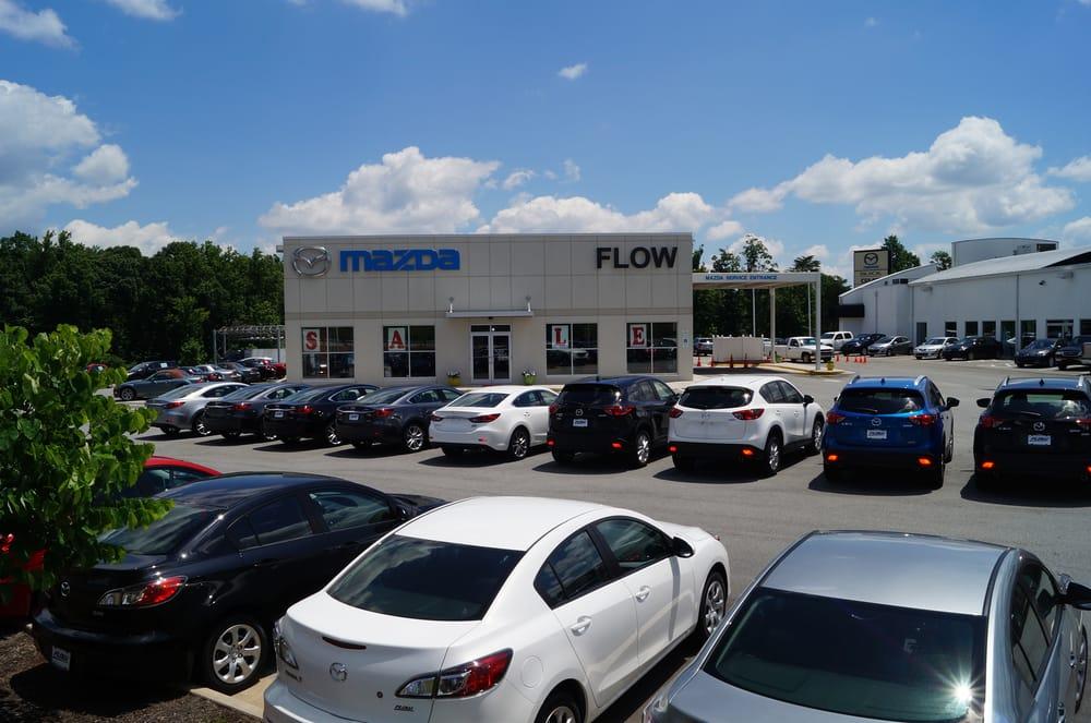 Flow mazda 12 reviews auto repair 1205 bridford pkwy for Flow motors winston salem