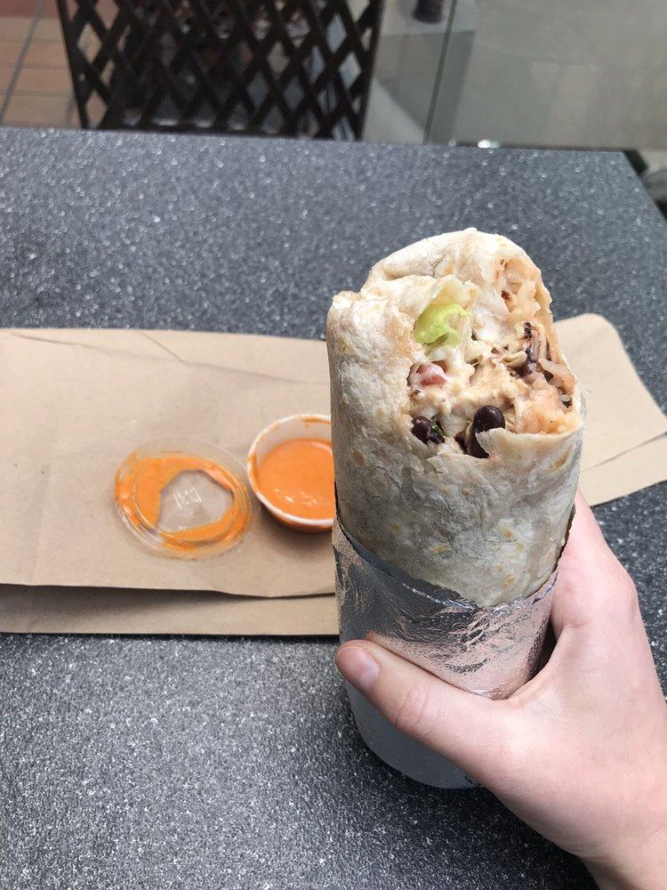 360 Degrees Gourmet Burritos